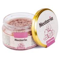 Мед натуральный взбитый Nectaria c ягодами брусники 117/13г