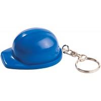 Брелок-открывашка «Каска», синий
