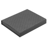 Коробка Status под ежедневник, аккумулятор и ручку, черная