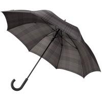 Зонт-трость Sport, серый