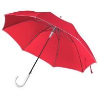 Зонт-трость Unit Color, красный