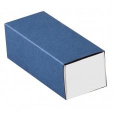 Коробочка под флешку, синяя
