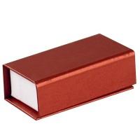 Коробочка «Блеск» под флешку, красная