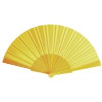 Складной веер «Фан-фан», желтый