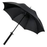 Зонт-трость «Самурай», черный