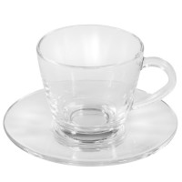 Чайная пара Classic Glass