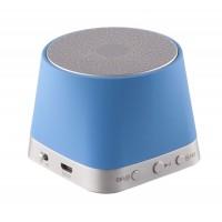 Беспроводная Bluetooth-колонка No Ufos, голубая