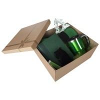 Коробка подарочная «Крафт», самосборная, большая