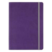 Ежедневник Vivien, недатированный, фиолетовый
