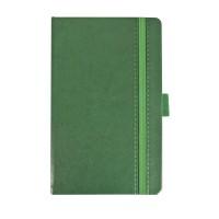 Ежедневник Lyric Mini, недатированный, зеленый