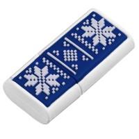 Флешка «Скандик», 8 Гб, синяя