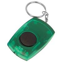 Брелок со светодиодом; зеленый; 5