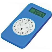 Калькулятор; синий; 5