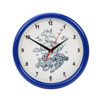 Часы настенные разборные Idea