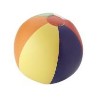 Мяч надувной пляжный Rainbow