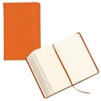 Блокнот для записей;оранжевый; 9